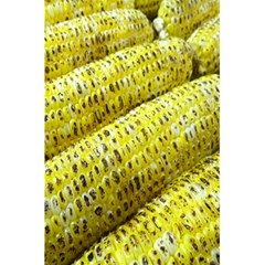 Corn Grilled Corn Cob Maize Cob 5.5  x 8.5  Notebooks