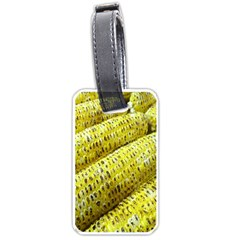Corn Grilled Corn Cob Maize Cob Luggage Tags (one Side)