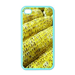 Corn Grilled Corn Cob Maize Cob Apple iPhone 4 Case (Color)