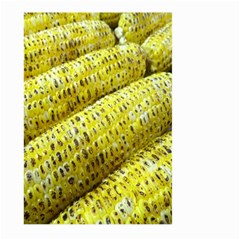 Corn Grilled Corn Cob Maize Cob Large Garden Flag (Two Sides)
