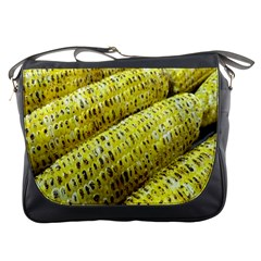 Corn Grilled Corn Cob Maize Cob Messenger Bags