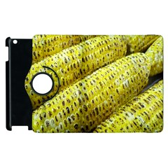 Corn Grilled Corn Cob Maize Cob Apple Ipad 3/4 Flip 360 Case