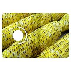Corn Grilled Corn Cob Maize Cob Kindle Fire HDX Flip 360 Case
