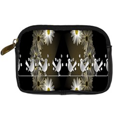Daisy Bird  Digital Camera Cases