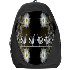 Daisy Bird  Backpack Bag