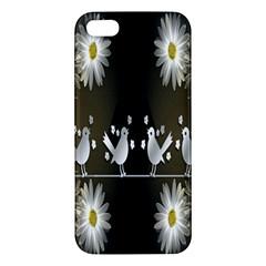 Daisy Bird  Iphone 5s/ Se Premium Hardshell Case