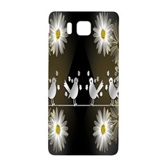 Daisy Bird  Samsung Galaxy Alpha Hardshell Back Case