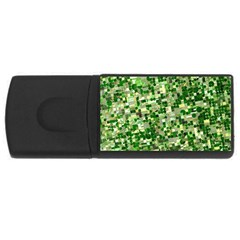 Crops Kansas USB Flash Drive Rectangular (2 GB)