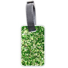 Crops Kansas Luggage Tags (Two Sides)