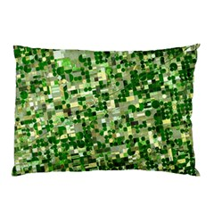 Crops Kansas Pillow Case (Two Sides)