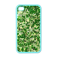 Crops Kansas Apple iPhone 4 Case (Color)