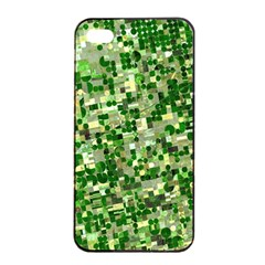 Crops Kansas Apple iPhone 4/4s Seamless Case (Black)