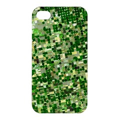 Crops Kansas Apple iPhone 4/4S Premium Hardshell Case