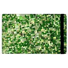Crops Kansas Apple iPad 3/4 Flip Case