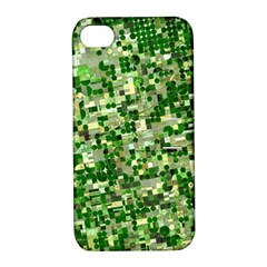 Crops Kansas Apple iPhone 4/4S Hardshell Case with Stand