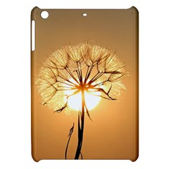 Dandelion Sun Dew Water Plants Apple iPad Mini Hardshell Case