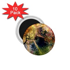 Decoration Decorative Art Artwork 1.75  Magnets (10 pack)