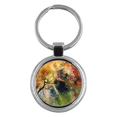 Decoration Decorative Art Artwork Key Chains (Round)