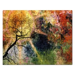 Decoration Decorative Art Artwork Rectangular Jigsaw Puzzl