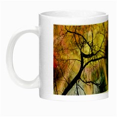 Decoration Decorative Art Artwork Night Luminous Mugs