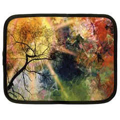 Decoration Decorative Art Artwork Netbook Case (Large)