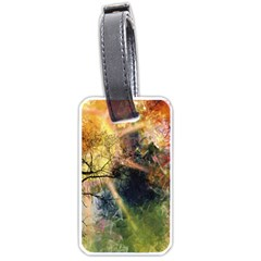 Decoration Decorative Art Artwork Luggage Tags (Two Sides)