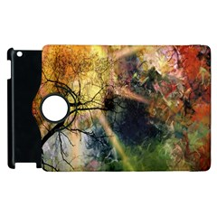 Decoration Decorative Art Artwork Apple Ipad 3/4 Flip 360 Case
