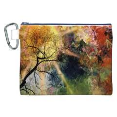 Decoration Decorative Art Artwork Canvas Cosmetic Bag (xxl)