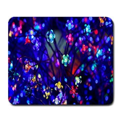 Decorative Flower Shaped Led Lights Large Mousepads