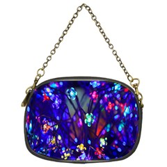 Decorative Flower Shaped Led Lights Chain Purses (Two Sides)