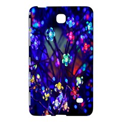 Decorative Flower Shaped Led Lights Samsung Galaxy Tab 4 (8 ) Hardshell Case