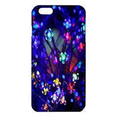 Decorative Flower Shaped Led Lights Iphone 6 Plus/6s Plus Tpu Case