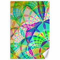 Design Background Concept Fractal Canvas 20  x 30