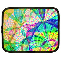 Design Background Concept Fractal Netbook Case (XXL)