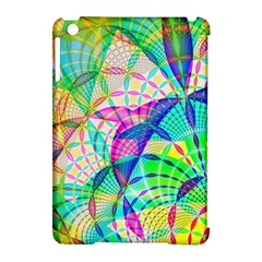 Design Background Concept Fractal Apple iPad Mini Hardshell Case (Compatible with Smart Cover)