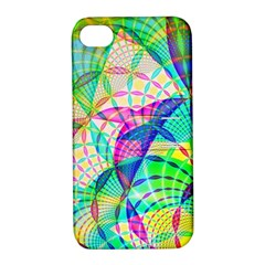 Design Background Concept Fractal Apple Iphone 4/4s Hardshell Case With Stand