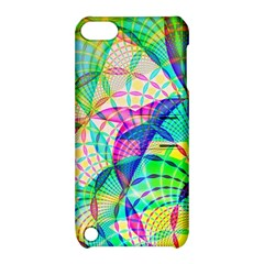 Design Background Concept Fractal Apple iPod Touch 5 Hardshell Case with Stand