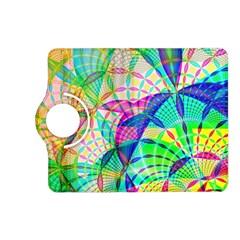 Design Background Concept Fractal Kindle Fire Hd (2013) Flip 360 Case