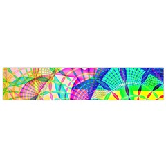 Design Background Concept Fractal Flano Scarf (small)
