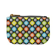 Diamonds Argyle Pattern Mini Coin Purses