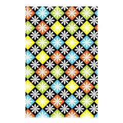 Diamonds Argyle Pattern Shower Curtain 48  x 72  (Small)