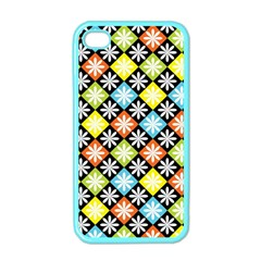 Diamonds Argyle Pattern Apple iPhone 4 Case (Color)