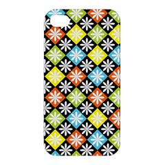 Diamonds Argyle Pattern Apple Iphone 4/4s Hardshell Case