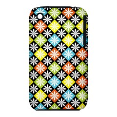 Diamonds Argyle Pattern iPhone 3S/3GS