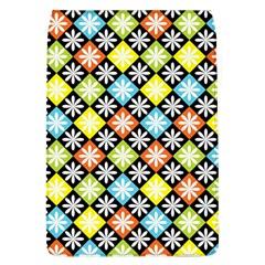 Diamonds Argyle Pattern Flap Covers (l)