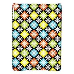 Diamonds Argyle Pattern iPad Air Hardshell Cases