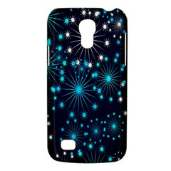 Digitally Created Snowflake Pattern Galaxy S4 Mini