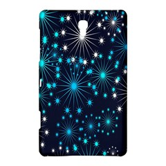 Digitally Created Snowflake Pattern Samsung Galaxy Tab S (8 4 ) Hardshell Case