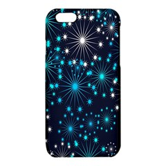 Digitally Created Snowflake Pattern iPhone 6/6S TPU Case
