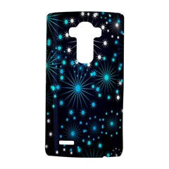Digitally Created Snowflake Pattern Lg G4 Hardshell Case